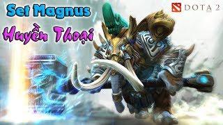 DOTA 2 : Set Magnus huyền thoại và Game đấu Megacreep!