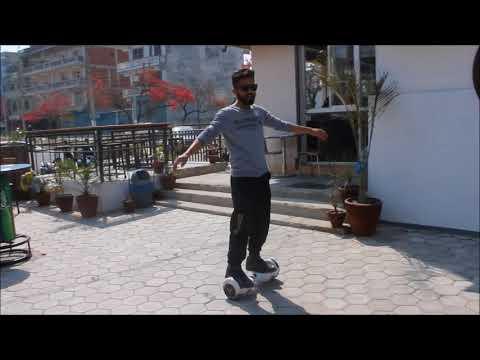 Pehla Nasha Hoverboard Dance at Good Mixer