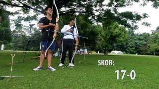 #JKVVlog - Olahraga Memanah : Fokus, Konsentrasi, Ada Target dan Sasaran