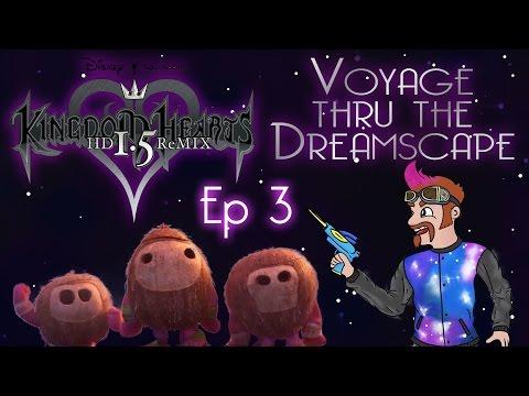 Coconut Quest Kingdom Hearts Ep 03 Voyage Thru The Dreamscape