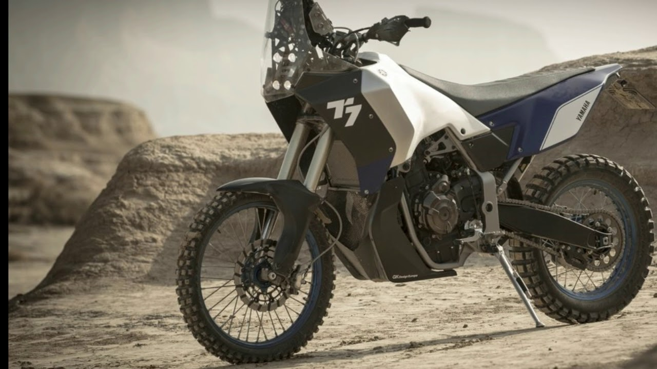 Opinion Yamaha T7 Previews Tenere 700 Youtube