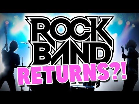 Rock Band RETURNS?!!