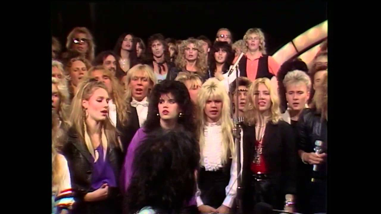 SYMPATHY OF THE UNIVERSE: 1980's CHARITY METAL – The Toilet