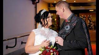 Kelsey & Wayne's Wedding - Altens Hotel (02/12/18)