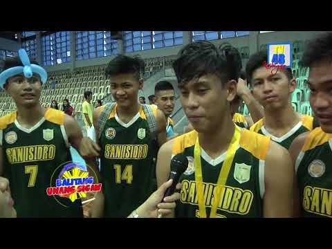 Team San Isidro, muling kampeon sa 2nd Intertown Men's Basketball League