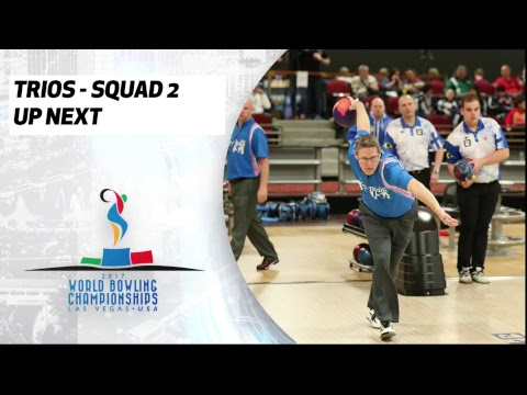 Team of Five Squad 1 - World Bowling Championships 2017