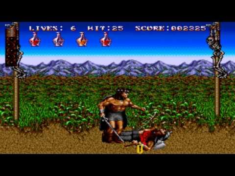 Let's Rage: Sword of Sodan (Genesis Port)
