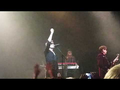 PSYCHEDELIC FURS - London Kentish Town Forum 9th September 2017 - President Gas