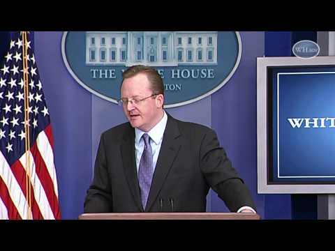8/19/09: White House Press Briefing