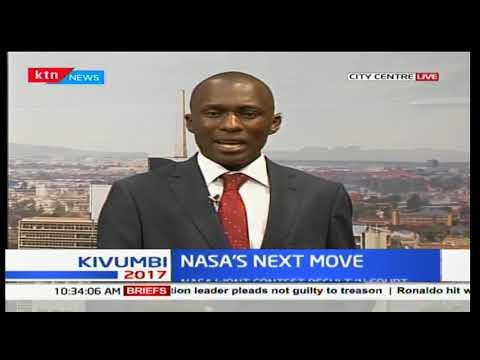 Raila Odinga to announce his next move