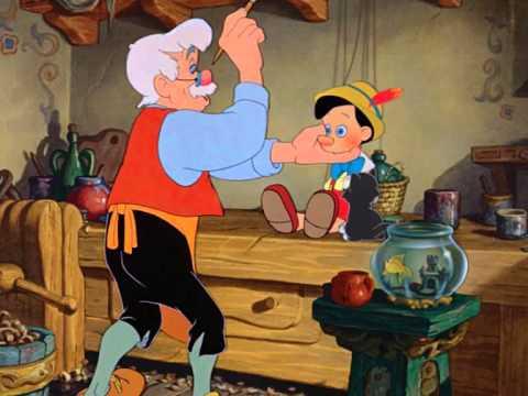La otra historia de Pinocho- Radioteatro - YouTube