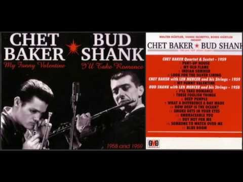 GMG CD43103 Chet Baker and Bud Shank - Milano Sessions 1958-1959