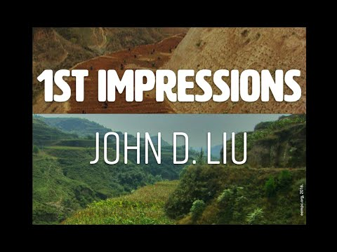 First Impressions of the Loess Plateau Restoration Project with John D Liu
