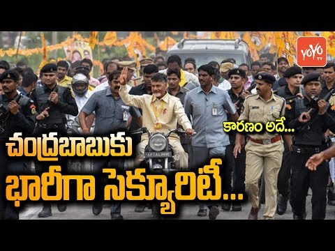 AP Ex CM Chandrababu Naidu Security Updates | High Court Suggest AP Government | YOYO TV Channel