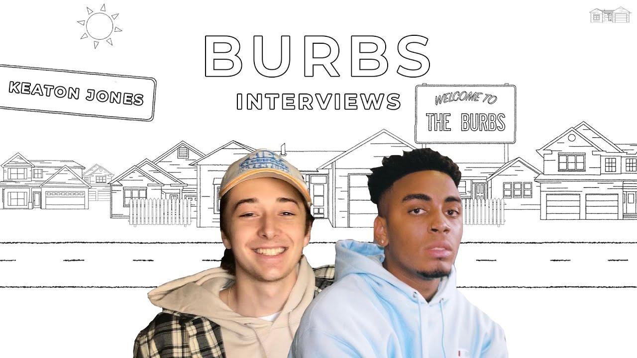 Keaton Jones talks Dorm Room Entertainment, future plans, and work with BIGBABYGUCCI