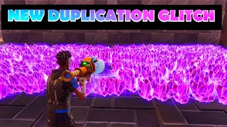 'NEW' CRAZY SEPTEMBRE DUPLICATION GLITCH FORTNITE SAVE THE WORLD