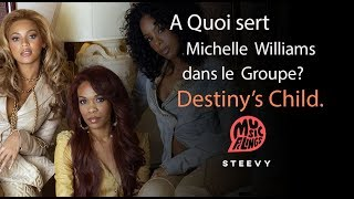 [Analyse] A Quoi Sert Michelle dans les Destiny's Child? [Re-UP]