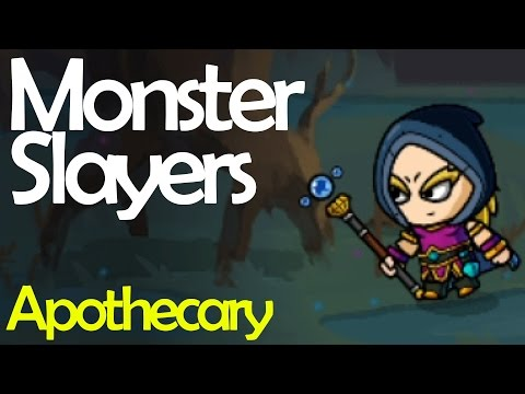 Monster Slayers Gameplay | Petunia the Apothecary [Monster Slayers Episode 22]