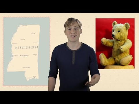 Mississippi  - 50 States - US Geography / US History
