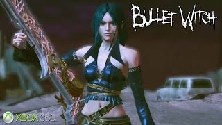 Bullet Witch - Xbox 360 Gameplay (2007)