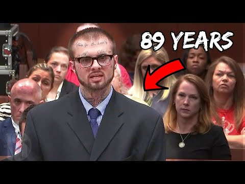 10 Convicts Who Freaked Out After Given A Life Sentence