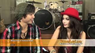 Nicky Tirta � Vanessa Angel Pasangan Duet Romantis