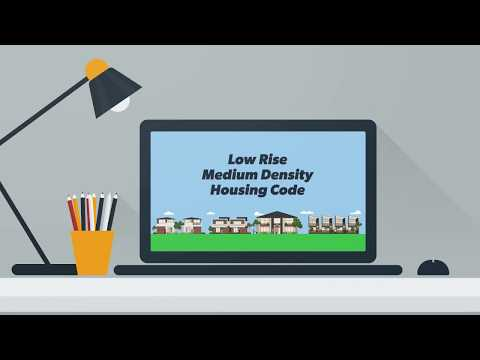 What is the Low Rise Medium Density Housing Code?