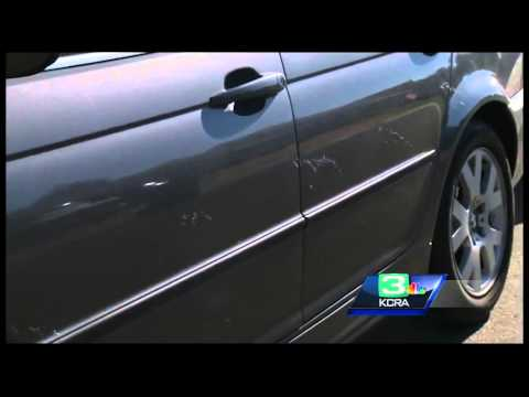 13 cars in Citrus Heights targeted in vandalism
