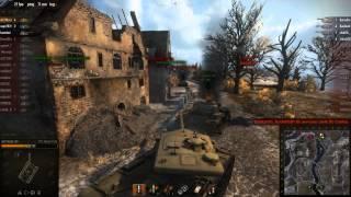 World of Tanks Обзор 0.8.2 T57 Heavy Tank