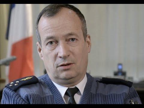 Armée de l'air - ITW du Général Matthieu Pellissier, commandant des forces aériennes