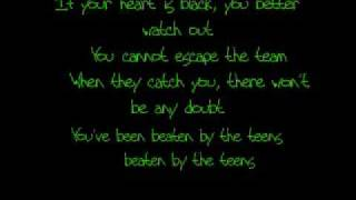 Teen Titans Theme Song English, With Lyrics By Puffy AmiYumi