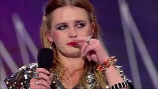 Żelazna Anna zszokowała jurorów podczas castingu do programu! [Mam Talent]