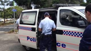QLD Uncut campaigners arrested at QUT Kelvin Grove
