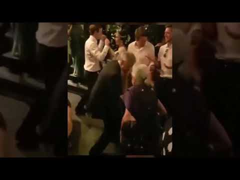 prime minister ranil wickramasinghe dancing @ wedding