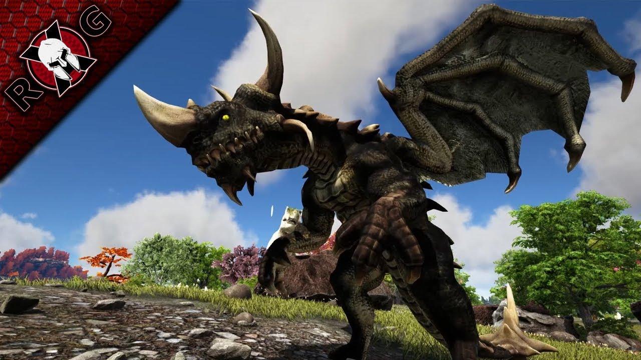 dragon rex ark