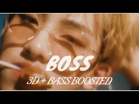 [ 3D + BASS BOOSTED ] NCT U [ 엔시티 유 ] - BOSS