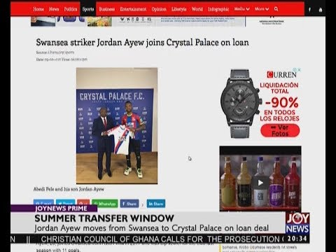 Summer Transfer Window - Joy Sports Prime (9-8-18)