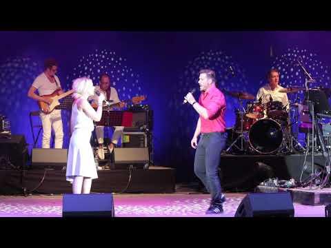 20. Sommernacht des Musicals Sabrina Weckerlin und Jan Ammann