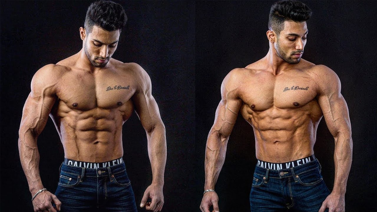 Top 5 Men's Physique Athletes From INDIA 🇮🇳 - Aesthetic
