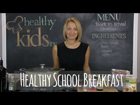 Best Healthy Oatmeal for Kids - Healthy Kids 4 Busy Families Episode #10