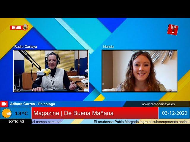 Radio Cartaya   El día a día, de una cartayera en Irlanda