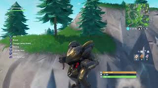 Fortnite Battle Royale: B.R.U.T.E Teleporting Glitch