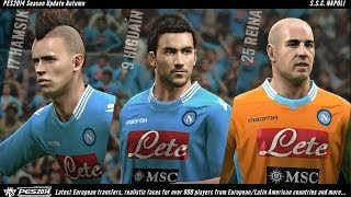 KONAMI RELEASE PES 2014 DATA PACK 2 DETAILS (add realstic faces for more than 800 players) Thumbnail
