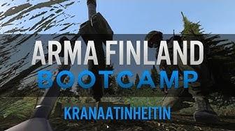 Arma Finland Bootcamp - Kranaatinheitin