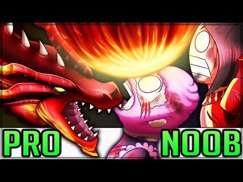 FURY OF CRIMSON FATALIS - G-Rank - Pro and Noob VS Monster Hunter Generations Ultimate! #mhgu thumbnail