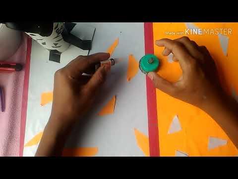 How to make a beyblade