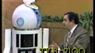 Vintage Detroit: Mr. Belvedere Commercial with Robot
