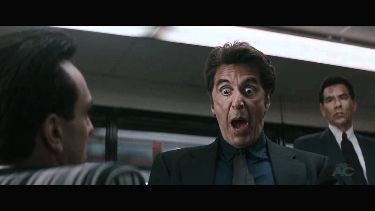 Al Pacino Great Ass 720 Hd Longer Version Youtube