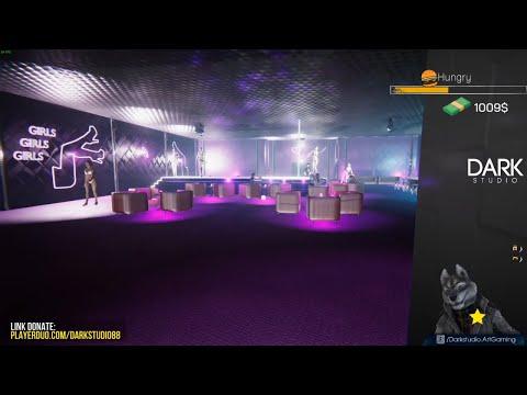 [Simulator Game] Internet Cafe Simulator – Dark xây dựng thành công phòng stream kiếm bộn tiền #2