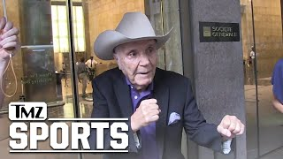 Jake LaMotta Dead, Real-Life 'Raging Bull' Boxer -- The Last Time We Saw Him [2013] | TMZ Sports